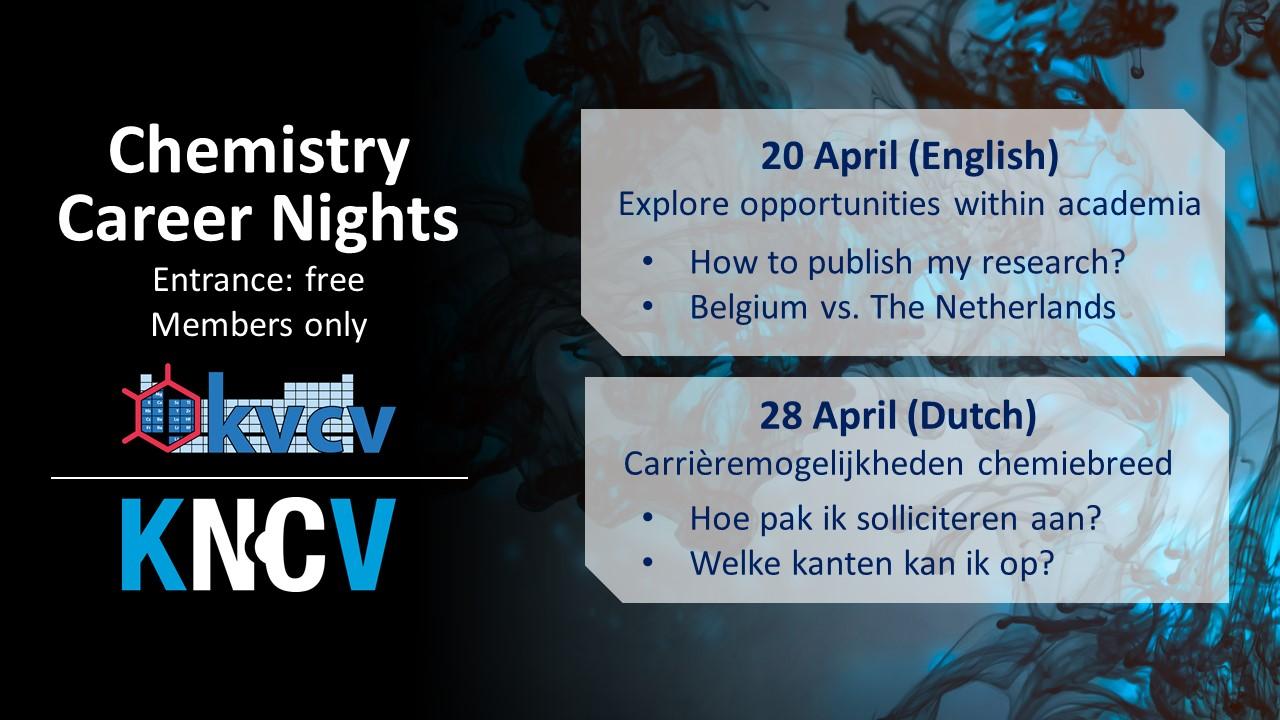 KNCV career night