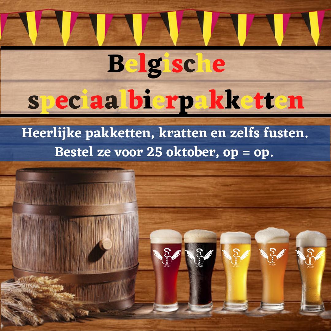 Belgische Bierpakketten