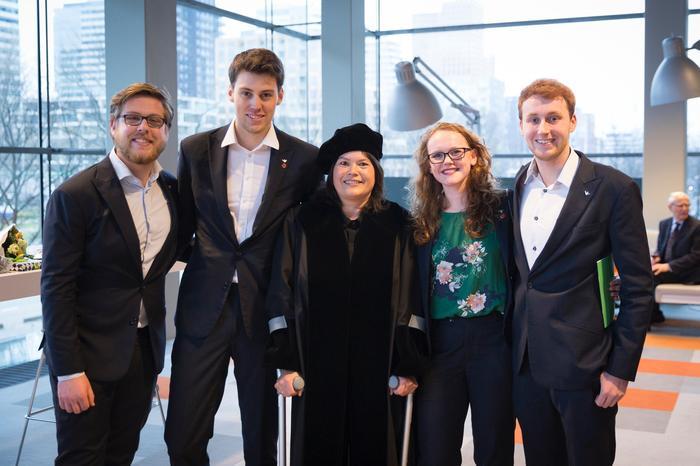 Inaugurele Rede Jacqueline van Muijlwijk-Koezen